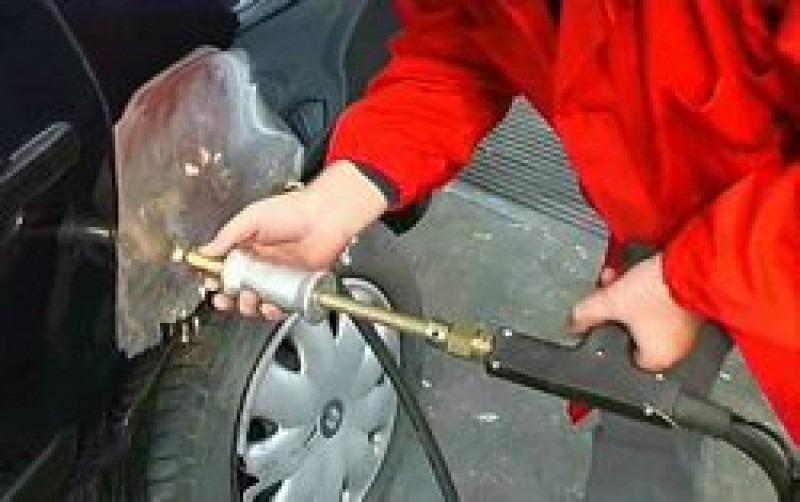 Фото кузовной ремонт своими руками